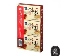 매콤 훈제굴 미니(3개입) / 짭쪼름한 맛이 일품